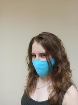Швейное трикотажное производство «Кувера» производит многоразовые тканевые лицевые маски