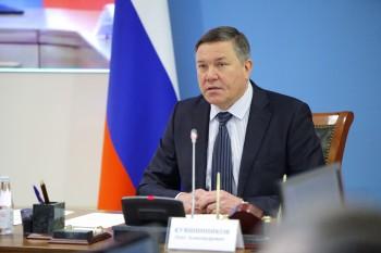 Губернатор области запустил в работу предприятия «первой волны» со 2 июня на Вологодчине