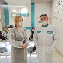 В Череповце открылась новая клиника Международного центра репродуктивной медицины, которая может выполнять более 3 тысяч циклов лечения бесплодия в год