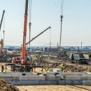 Фибролитовые плиты, произведённые на ТОСЭР «Череповец», применяют при строительстве крупнейшей инфекционной больницы в Новой Москве