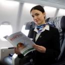 """Ваша реклама на самолетах авиапредприятия """"Северсталь"""" и в организациях области"""