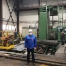 Более 100 млн рублей инвестировала череповецкая машиностроительная компания в уникальное технологическое оборудование по ремонту гильз кристаллизаторов для металлургической отрасли