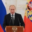 Владимир Путин пообещал бизнесу свободу, не ухудшать налоговые условия до 2018 г., снизить число проверок