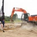 Стартовала он-лайн трансляция с площадки строительства Индустриального парка «Череповец»