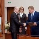 В Череповце наградили лучших предпринимателей города