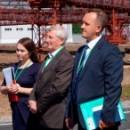 Банкирам и промышленникам показали индустриальный парк «Череповец»