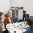 Генконсул ФРГ отметила высокую привлекательность Череповца для международного сотрудничества