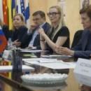 Мэр города Елена Авдеева предложила саксонцам рассмотреть территорию опережающего социально-экономического развития «Череповец» для локализации производств