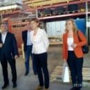 15 июня делегация Череповца во главе с мэром Еленой Авдеевой вернулась из поездки в Финляндию