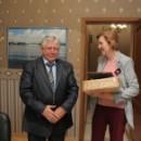 Президенту торгово-промышленной палаты Череповца Владимиру Штейнгарту исполнилось 75 лет