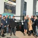 Перспективы новой компании по производству промышленных вентиляторов и транспортёров, созданной в рамках череповецкого и финского партнёрства обсудили в Тампере.
